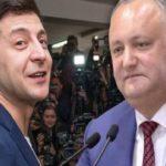 Украина возмущена разговором Зеленского и Додона