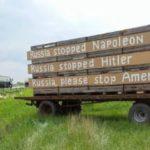 «Россия остановила Гитлера, Россия остановила Наполеона: Голландский фермер попросил защиты у русских от США