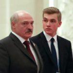 «Коля, напиши мне»: сын Лукашенко покорил сеть