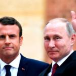 Макрон умоляет спасти старейший орган Европы, который отомрет без России