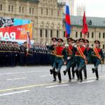 Запад отреагировал на парад Победы в Москве