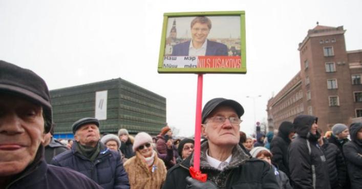 Страна народу, а государство политикам. Почему латыши не хотят воевать с РФ