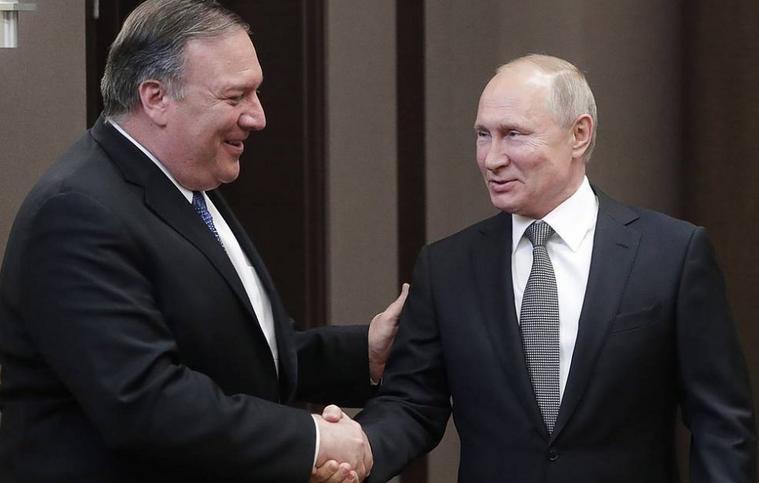 Путин лишил США статуса «центра вселенной»
