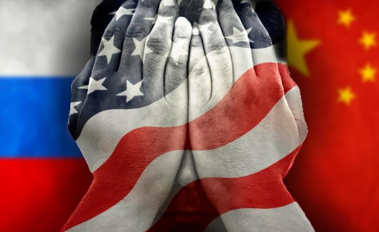 Штаты серьезно испугались России и Китая