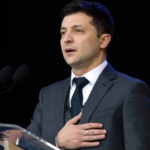 Зеленский назвал свою первую задачу на посту президента