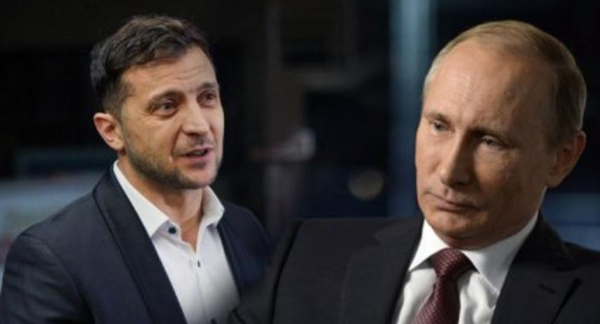 Либералам не стоит сравнивать Зеленского с Путиным