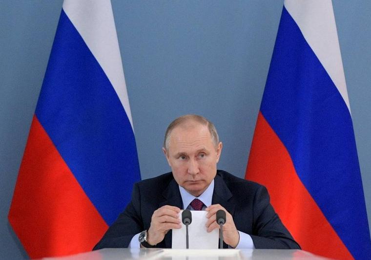 Скучно не будет: Конец Хитрого Плана Путина