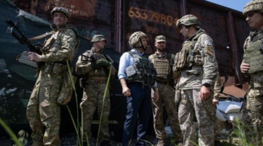 СМИ: Зеленский публично огласил отказ от выполнения Минских соглашений