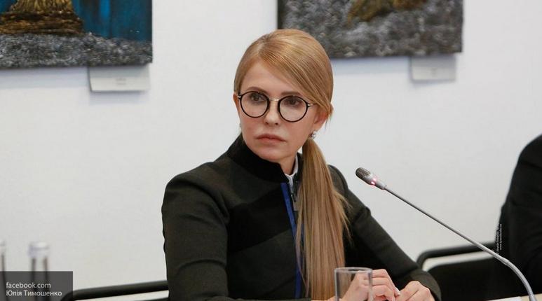 «С чистого листа»: Тимошенко выступила с призывом за прямые переговоры с Россией