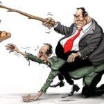 Голая правда: за счет кого процветает западный мир?