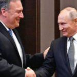 Встреча Путина и Помпео не принесла результатов