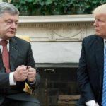 В Киеве рассказали, когда Трамп может начать уголовное преследование Порошенко