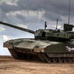 Британская разведка дала «паникерскую» оценку танку «Армата»