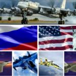 В США назвали победой над Россией, перехват российских самолетов в международном воздушном пространстве