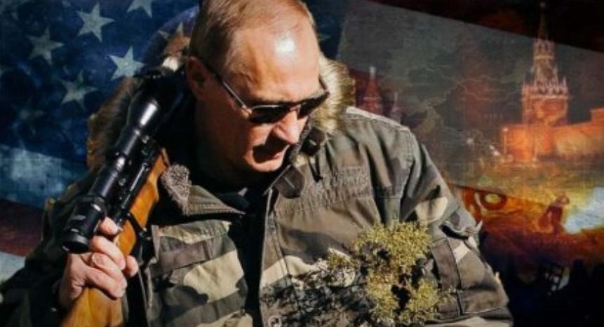 Россия не вышла из мировой гонки вооружений. Она ее просто выиграла