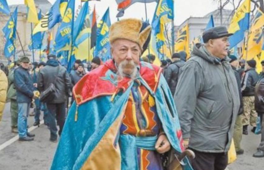 Украина ждёт «волшебника»: Комплекс государственной неполноценности
