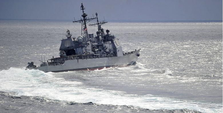 Ради новой войны Штаты уже готовы рисковать жизнями своих моряков, как Украина