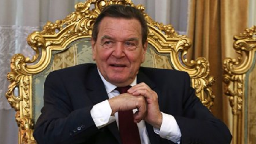 Экс-канцлер Германии назвал присоединение Крыма к России законным