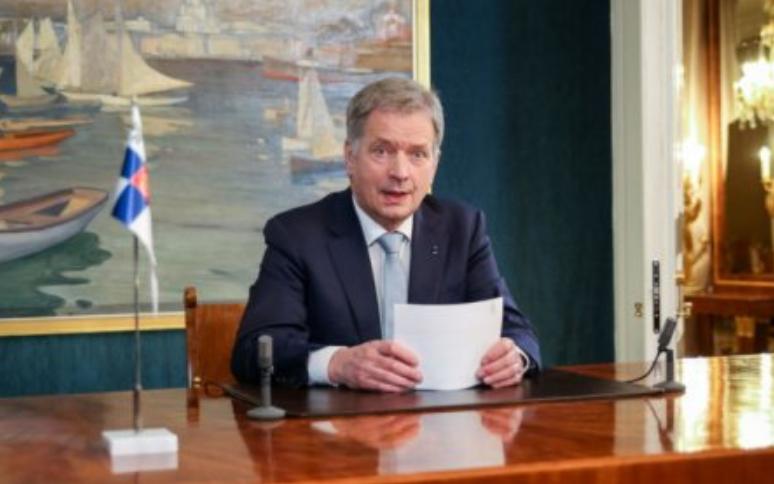 Финский президент: Россия — как казак, а кое-кому просто за вещами следить надо было
