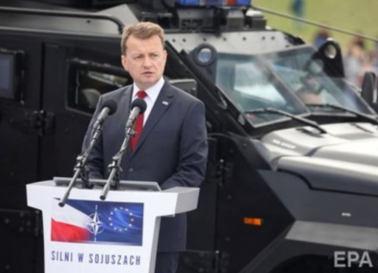 США разместят войска на границе Польши с Белоруссией