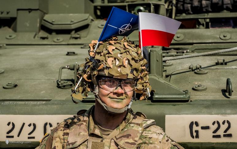 «Трепещи Россия!»: Позорный конфуз Польши на учениях НАТО