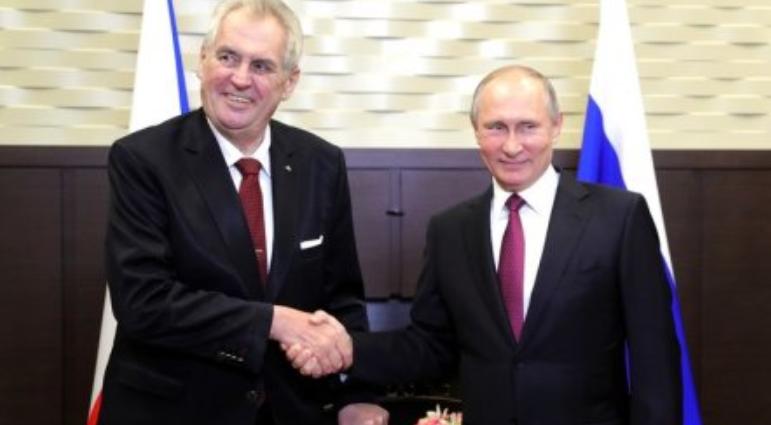 «Меркель и Макрон уже поняли»: Милош Земан посоветовал Украине смириться с российским Крымом
