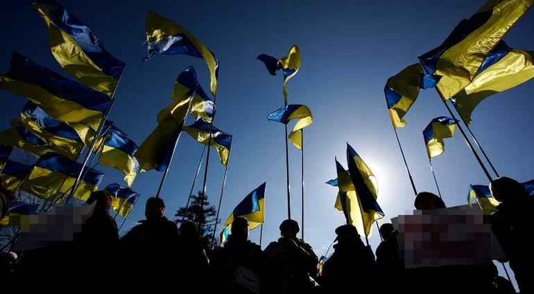 Украина развалится на части