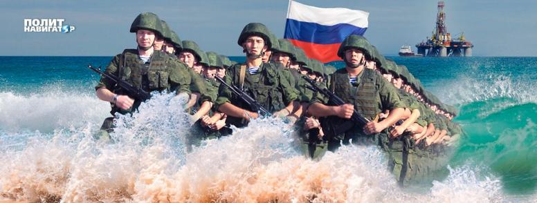 Русская армия уже в 100 км от Одессы