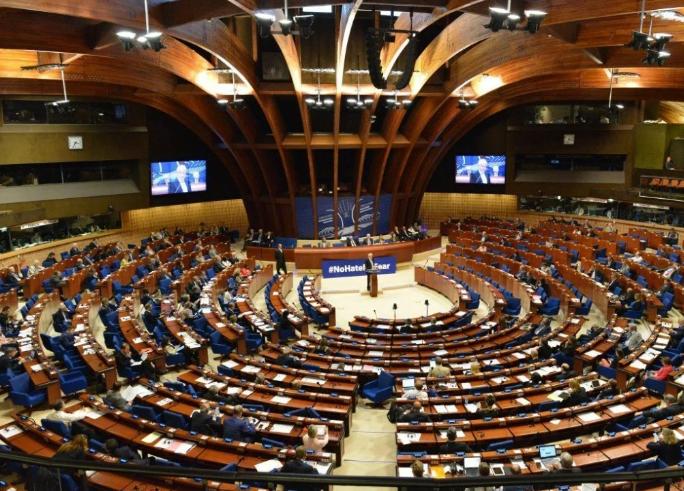 В ПАСЕ немцы обругали украинских депутатов из-за России