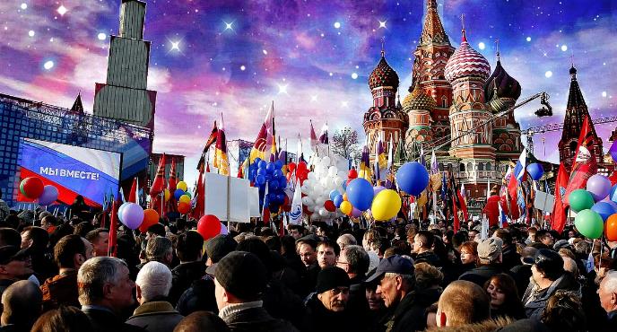В состав России. Территории бывшего СССР, которые хотят обратно