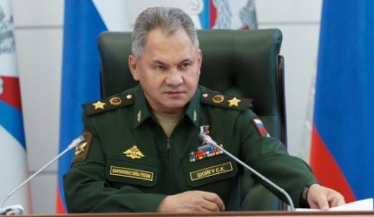 «Запад уже венок приготовил, оградку сделал, а тут…»: Шойгу объяснил агрессию Запада к России