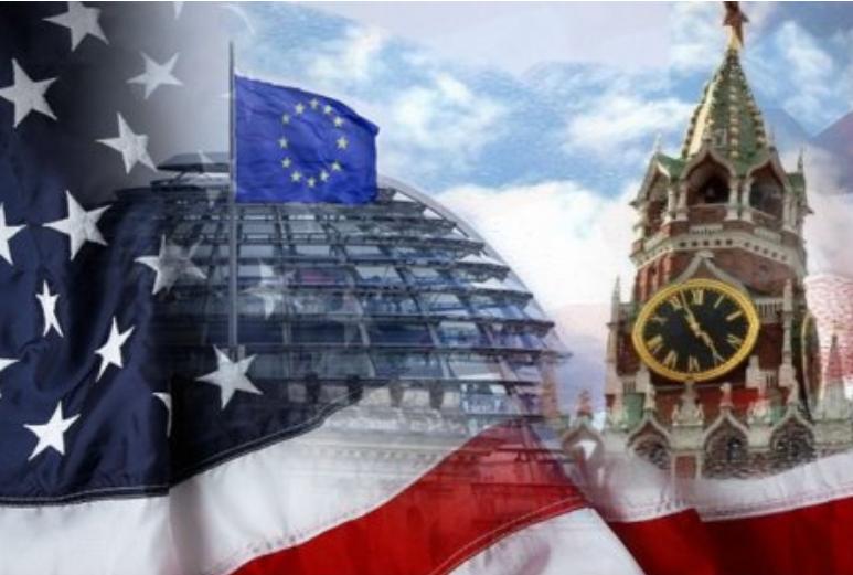 Европа признала гегемонию России в борьбе с США