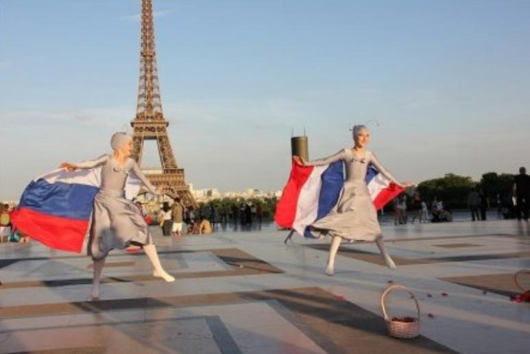 Франция стремится получить хоть кусочек российского пирога