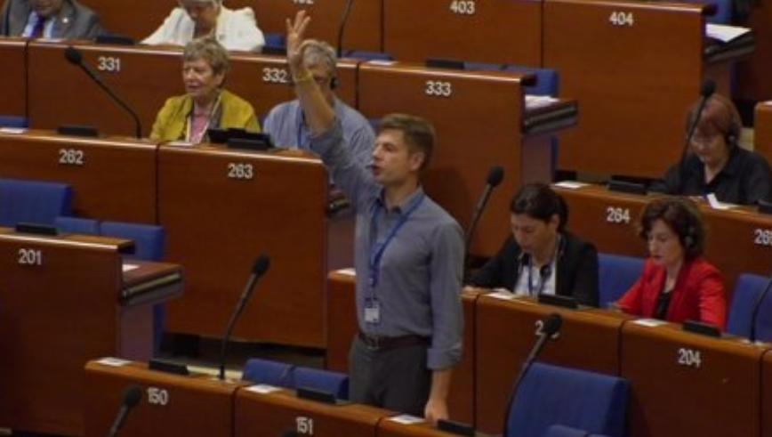 Эмоции схлынули, мозг проснулся: Литва и Грузия передумали поддерживать демарш Украины в ПАСЕ
