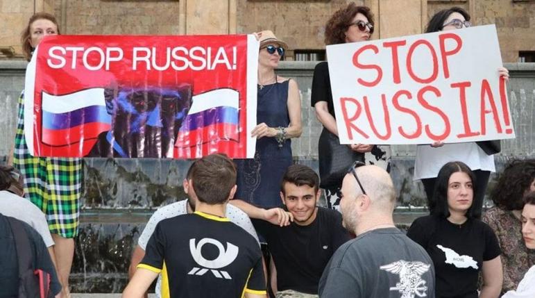 Грузии предрекли новый «кошмар» из-за ситуации с Россией