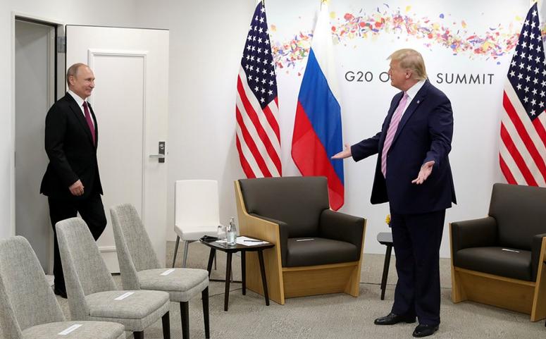 Терпение Москвы не безгранично: США напрасно затягивают цепь вокруг РФ