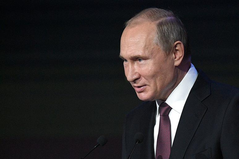 В Германии разгорелся скандал из-за Путина