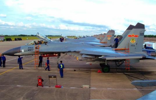 Зачем Китай намерен купить еще одну партию Су-35?