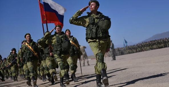 Россия расширяет военное присутствие за рубежом