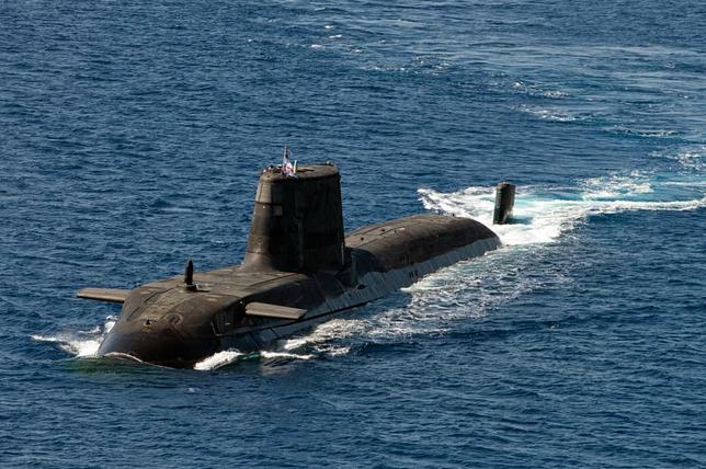 Канада угрожает подлодками НАТО в Черном море