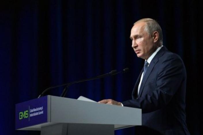 Путин напомнил грузинским властям историю отношений с абхазами и осетинами