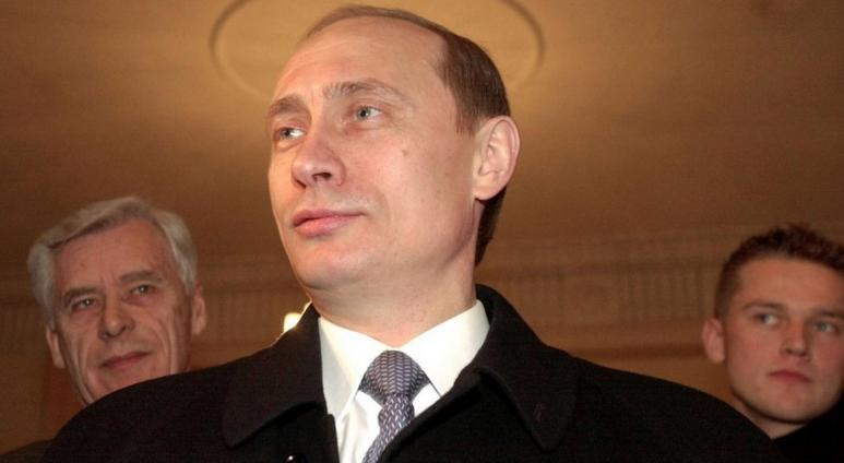 Знакомьтесь – Владимир Путин