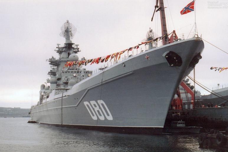 «Убийца авианосцев» ещё послужит: Россия возвращает в строй самый крупный в мире и вооружённый «до зубов» тяжёлый атомный ракетный крейсер