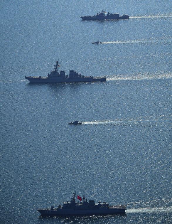«Это все еще пытается напугать Россию?»: Китайцы жёстко высмеяли Украину на учениях с НАТО