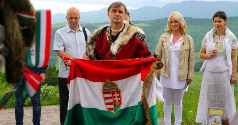 Новый скандал на Украине: Венгрия хочет забрать Закарпатье