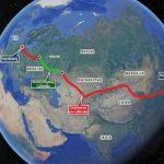 США обеспокоились Шелковым путём России, ведущим из Европы в Китай