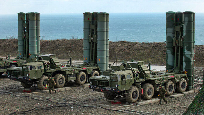 Турция отказалась менять российские ЗРК С-400