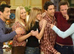 Звезды «Друзей» собрались вместе спустя 15 лет после окончания съёмок сериала