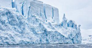 Ледники Антарктиды излучают радиацию