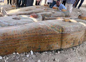 В саркофагах египетских фараонов нашли детей
